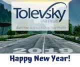 Happy New Year from Tolevsky Partners